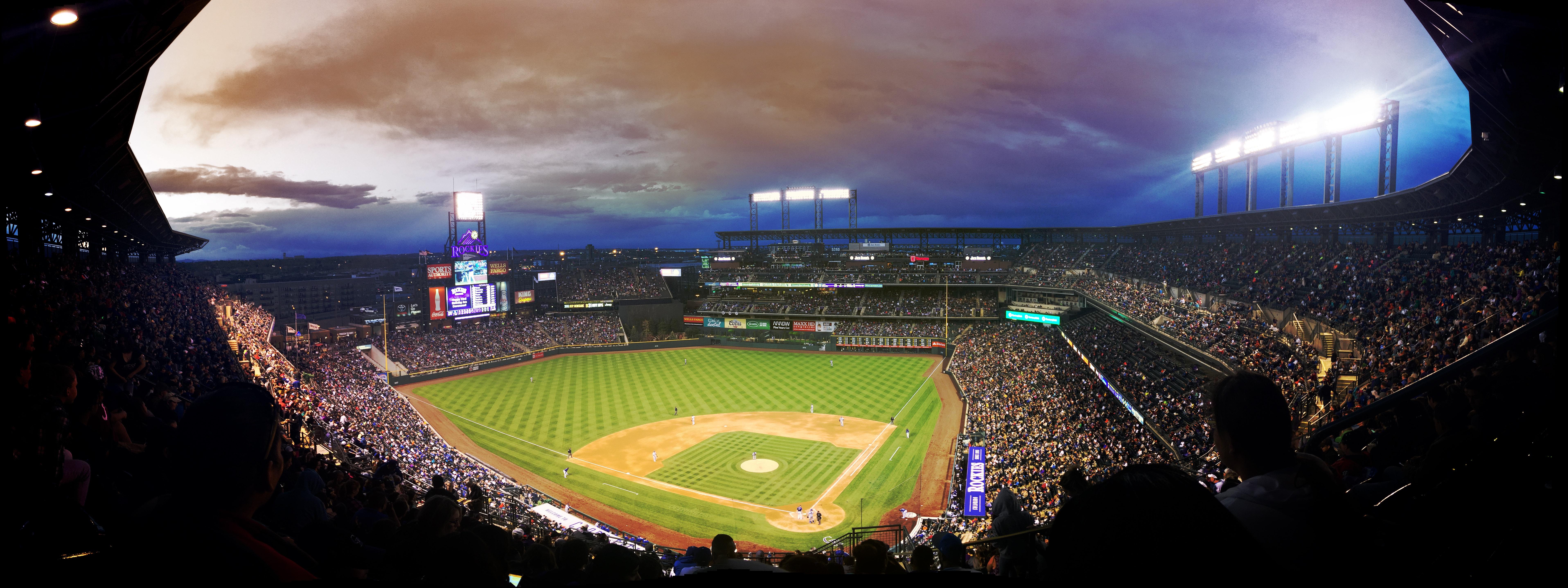 MLB Trends - Part I: Stadiums – Jameson Tucker Allen, P E
